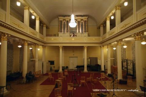 Церковь Святой Екатерины. 2008.02.19.