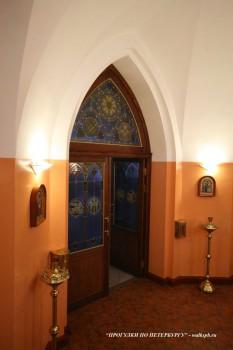 Вестибюль лютеранской церкви святого Михаила. 2008.02.16.
