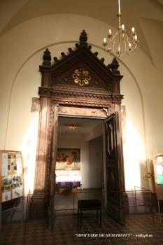 Вестибюль Немецкого собора святого Петра. 2008.02.18.