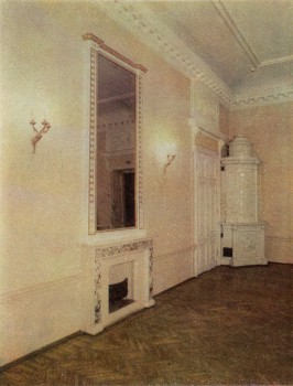 Кавалерская гостиная в Таврическом дворце.