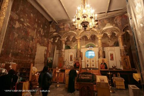 Церковь в Николаевском дворце. 2009.09.06.