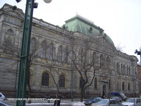 Музей СПбГХПА. 2006.03.19.