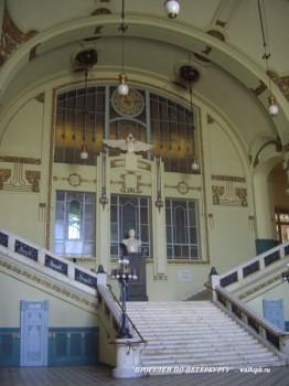 Витебский вокзал. 2007.08.11.