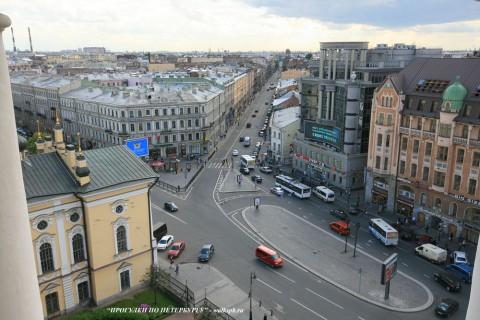 Чернега А.В., Владимирская площадь. 10.06.2012.