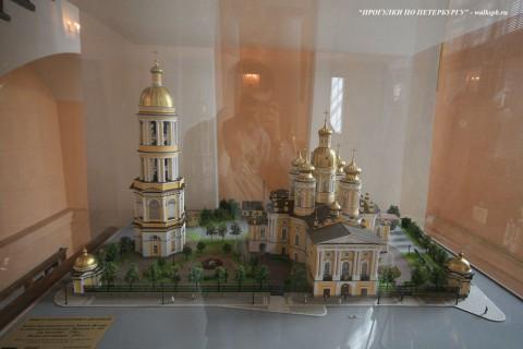 Чернега А.В., Макет Владимирского собора. 10.06.2012.