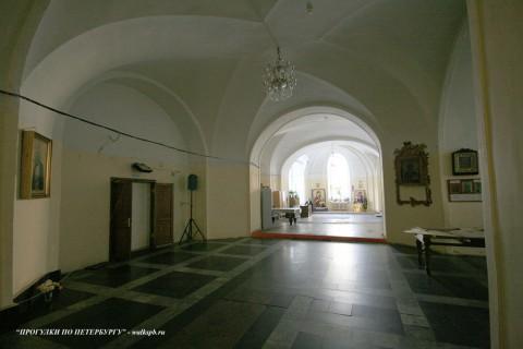 Чернега А.В., Нижняя церковь Владимирского собора. 10.06.2012.