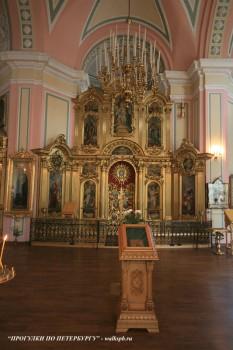 Чернега А.В., Боковой придел Владимирского собора. 10.06.2012.