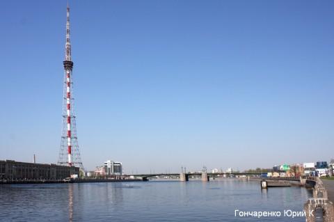 Гончаренко Ю.К., Кантемировский мост.
