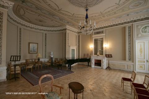 Зал в Юсуповском дворце. 2011.04.16.