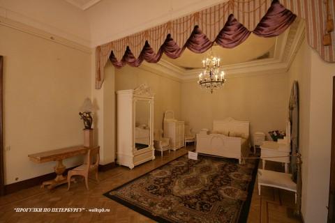 Спальная комната в Юсуповском дворце. 2011.04.16.