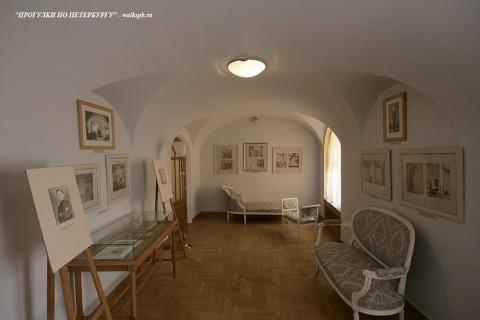 Комната в Юсуповском дворце. 2011.04.16.