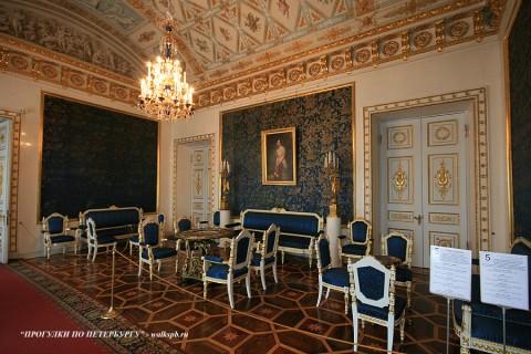 Зал в Юсуповском дворце. 2009.04.15.