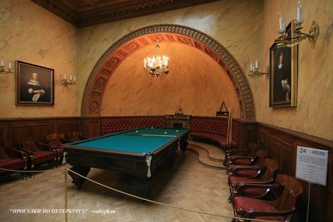 Комната в Юсуповском дворце. 2009.04.15.