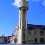 Водонапорная башня завода