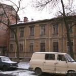 Клиники А. Э. Бари здания