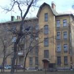 Дом рабочих предприятия Нобелей