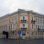 Дворец А. Д. Шереметева (Дом писателей)