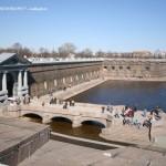 Невские ворота и Комендантская пристань