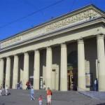 Вестибюль ст. м. Кировский завод