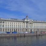 Академии художеств здание