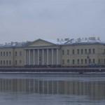 Академии наук здание