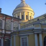 Свято-Троицкий собор Александро-Невской лавры