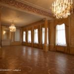 Музыкальный зал в особняка Н. П. Румянцева