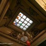 Парадная лестница в доме А. С. Меншикова