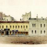 Дом Боссе - ныне Пеццулевича. Литейная ул