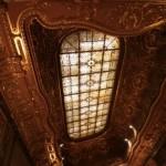 Плафон Бронзового зала в особняке А. А. Половцова