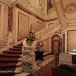 Парадная лестница в особняке А. Ф. Кельха