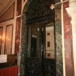Фрагмент вестибюля в особняке А. Ф. Кельха