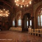 Готическая столовая в особняке А. Ф. Кельха