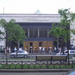 Вестибюль ст. м. Чернышевская
