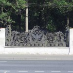 Ограда Детского парка им. 9 января