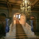 Вестибюль во дворце вел. кн. Владимира Александровича