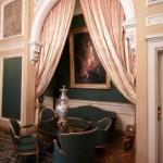 Спальная комната во дворце вел. кн. Владимира Александровича