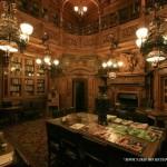 Библиотека во дворце вел. кн. Владимира Александровича