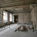 Танцевальный зал в доме Г. П. Елисеева