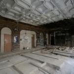 Столовый зал в доме Г. П. Елисеева