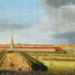Вид на Адмиралтейскую и Исаакиевскую церковь. Проспект Адмиралтейства и окололежащих строений с частию невской перспективной дороги в западную сторону
