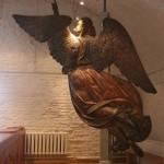Ангел шпиля Петропавловского собора