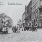 Загородный проспект у Звенигородской улицы
