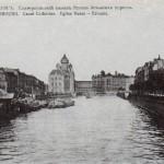 Екатерининский канал от Аларчина моста к Лермонтовскому проспекту