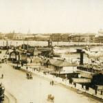 Набережная Невы у Николаевского моста