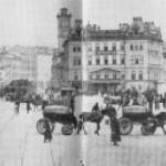 Знаменская площадь в начале 1900-х годов