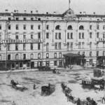Фасад Большой Северной гостиницы