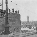 Площадь Восстания, 1944 г.