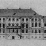 Дом Демидова на Стрелке, на набережной Малой Невы