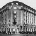 Гостиница «Астория» на Исаакиевской площади